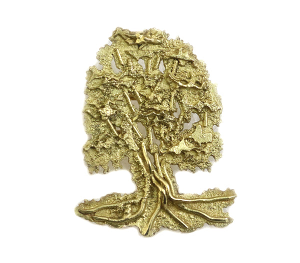 Tree Brooch - No. 3