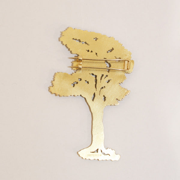 Fruit Tree Brooch - No. 6