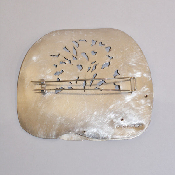 Sycamore Gap Brooch - No. 52