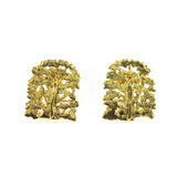 Oak Tree Earrings - No. 6