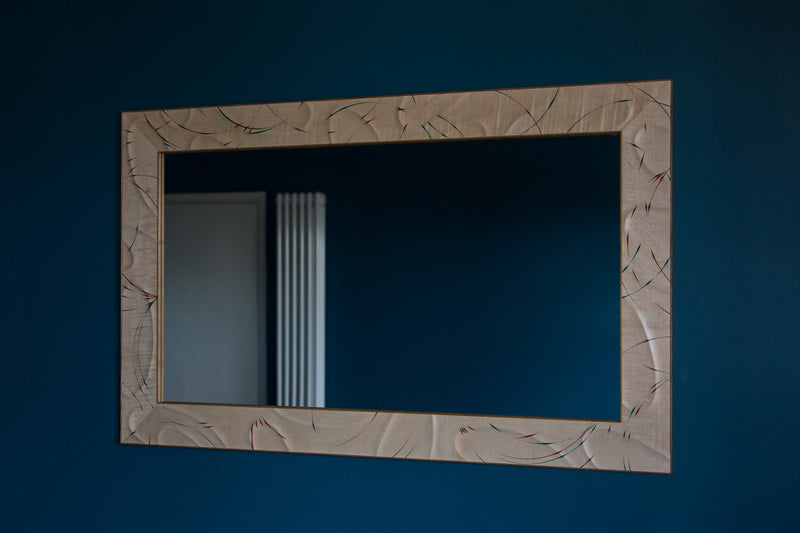 Talisker mirror by Burke & Marshall (2)
