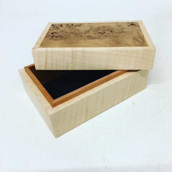 Sycamore Trinket Box