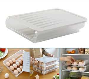Automatic Get Out egg storage box