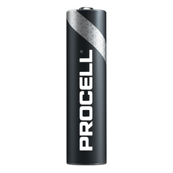 PROCELL 1.5V SIZE AAA PC-2400 ALKALINE BATTERIES BOX OF 24