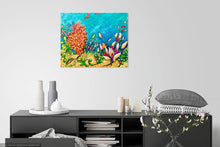 Load image into Gallery viewer, Oil Painting - Under the Sea