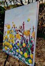 Load image into Gallery viewer, Original Oil Painting - Sun Kissed Field