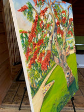 Load image into Gallery viewer, Oil Painting - Tannum Poinciana