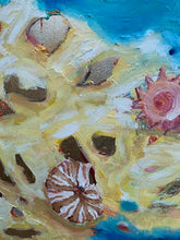 Load image into Gallery viewer, Oil Painting - Sea Anemone