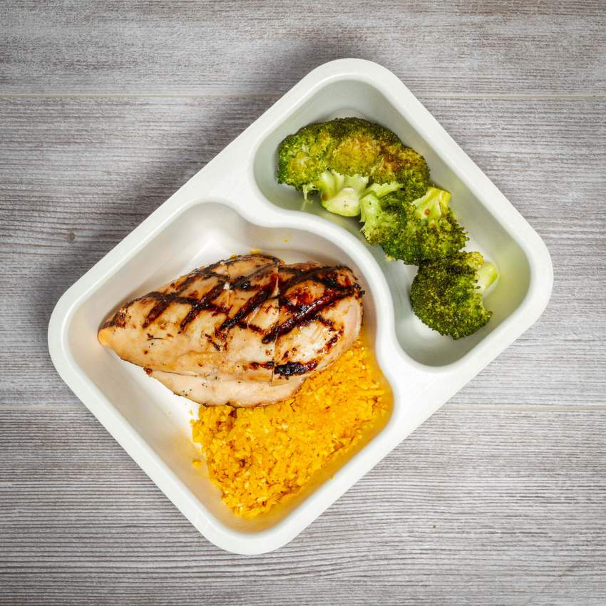 Lean Muscle Meal Box - Chicken Breast #2 - Yakitori Chicken Breast - Power Kitchen