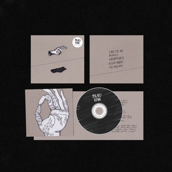 """IF YOU'RE RIGHT, IT'S ALRIGHT EP"" CD"