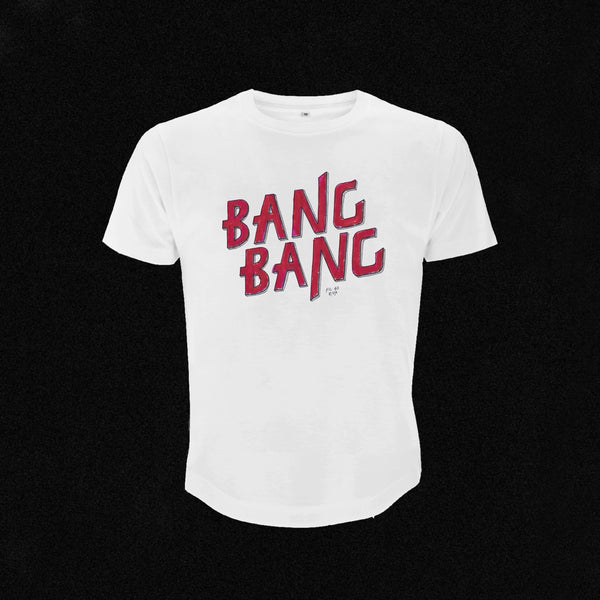 BANGBANG T-SHIRT (WHITE)