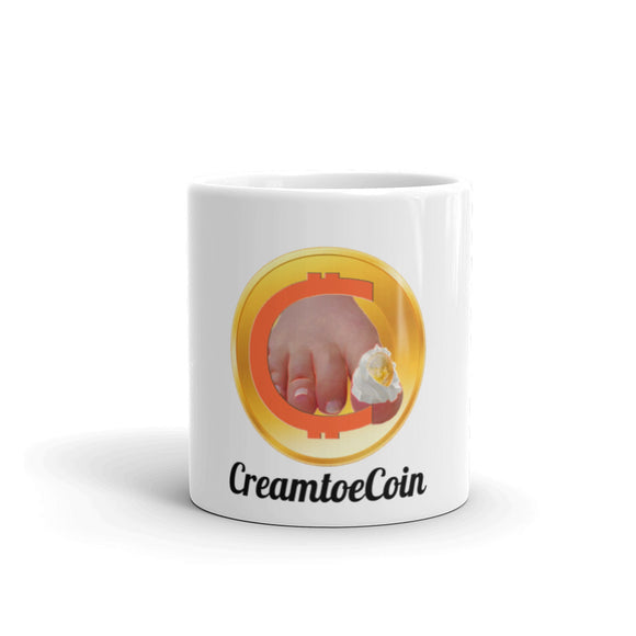 CRTC Whipped Cream Coin-Mug