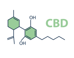 CBD Chemical Symbol