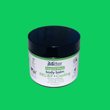Load image into Gallery viewer, Targeted Effects CBD Relief Body Balm + Cooling | 1000mg