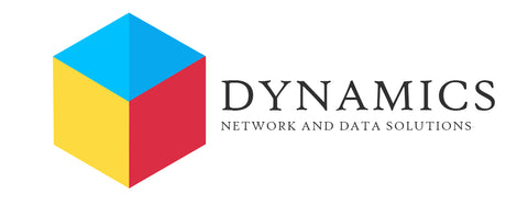 dynamics network and data solution logo