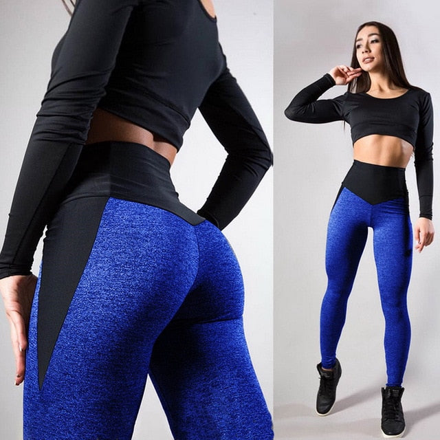 Fitness Push Up Twerk Leggings