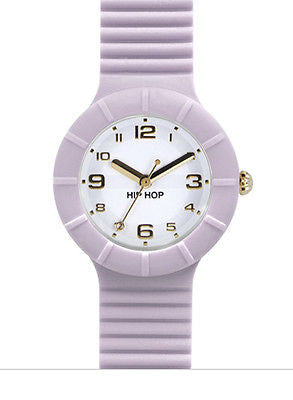 Hip Hop Numbers Orologio Cassa 32 mm Liliac Snow HWU0436
