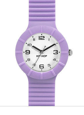 Hip Hop Numbers Orologio Cassa 32 mm Sheer Lilac HWU0435