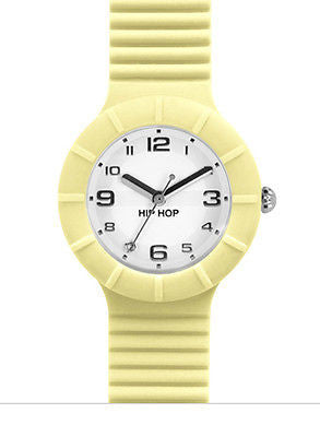 Hip Hop Numbers Orologio Cassa 32 mm French Vanilla HWU0434