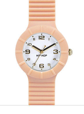 Hip Hop Numbers Orologio Cassa 32 mm Beach Sand HWU0433