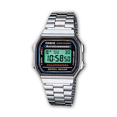 d4d284dc029b Orologio da polso Casio Collection Vintage Digitale Unisex A168WA-1YES