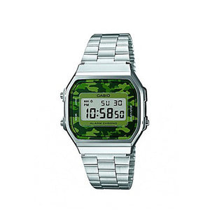 Orologio da polso Casio Collection Vintage Digitale Unisex A168WEC-3EF