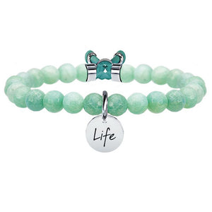 Bracciale Amazzonite Symbols Life Collection 731158 - Kidult