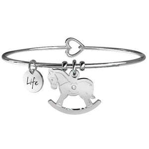 Bracciale Cavallo a Dondolo Special Moments Life Collection 731080 - Kidult