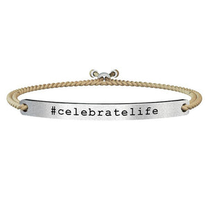 Bracciale #Celebratelife Philosophy Life Collection 731148 - Kidult