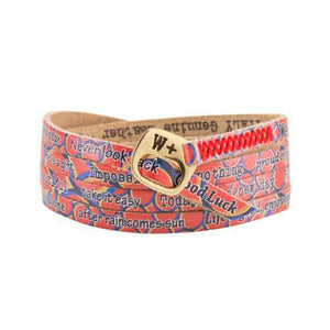 Bracciale Circle Printes Collection Pelle WP224 - We Positive