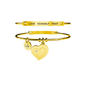Bracciale Cuore Love Life Collection 231654 - Kidult