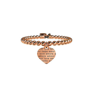Bracciale Cuore Love Life Collection 731052 - Kidult