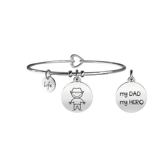 Bracciale Dad Family Life Collection 231566 - Kidult