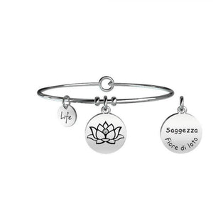 Bracciale Fiore di Loto Nature Life Collection 231608 - Kidult