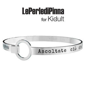 Bracciale LePerlediPinna Irony Life Collection 731001 - Kidult
