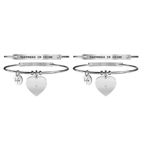 Bracciale Love Life Partners in Crime 731101 - Kidult