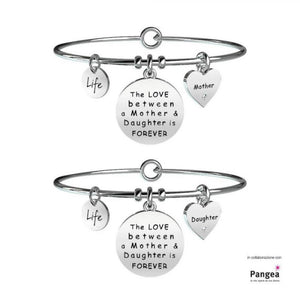 Bracciali Mamma-Figlia Love Life Collection 231578 - Kidult