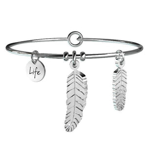 Bracciale Piuma Nature Life Collection 731084 - Kidult