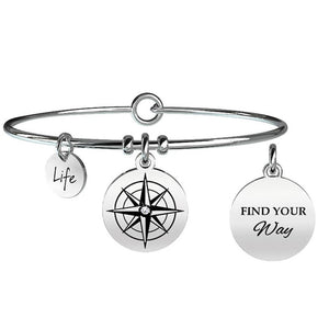 Bracciale Rosa dei Venti Symbols Life Collection 731063 - Kidult