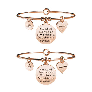 Bracciali Mamma-Figlia Love Life Collection 731021 - Kidult