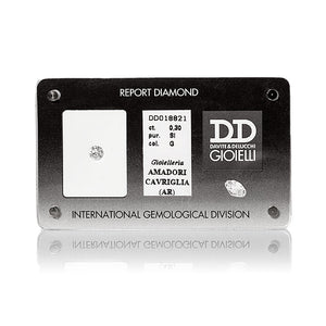 Diamante Blister 0,16 Ct DD04747 - Davite & Delucchi