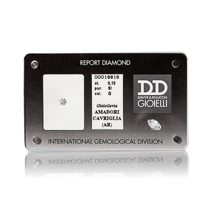 Diamante Blister 0,10 Ct DD016212 - Davite & Delucchi