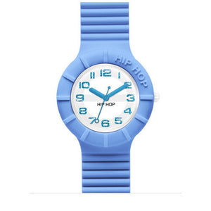 Hip Hop Numbers Glitter Orologio Cassa 32 mm Blue Boy HWU0527