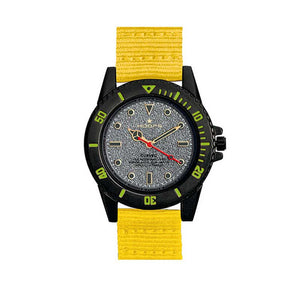 Hoops Orologi - Curved Giallo 2515l-08