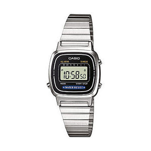 Orologio da polso Casio Collection Vintage Digitale Donna LA670WEA-1EF
