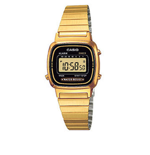 Orologio da polso Casio Collection Vintage Digitale Donna  LA670WEGA-1EF