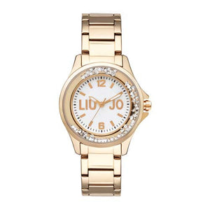 Liu Jo Luxury Gold Rosè Dancing Orologio Donna TLJ589