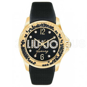Liu Jo Luxury Dancing Nero Gold Orologio Donna TLJ510