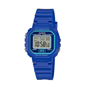 Orologio Digitale Collection Blu Casio