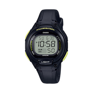 Orologio Digitale Collection Nero Casio